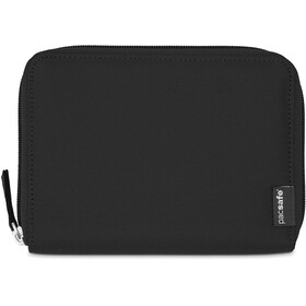 Pacsafe RFIDsafe LX150 Zippered Passport Wallet black